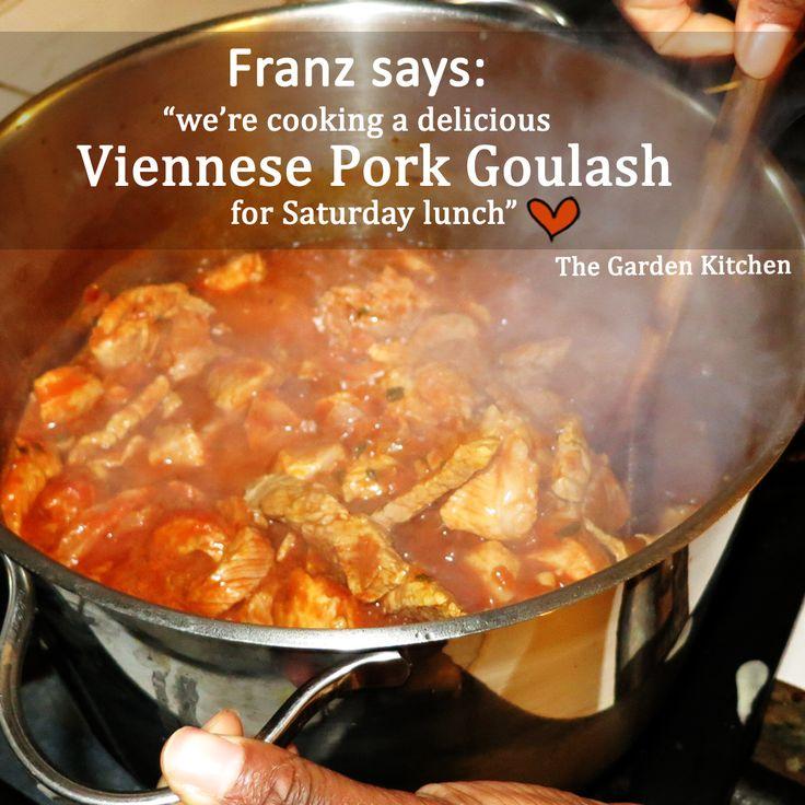 Viennese Pork Goulash