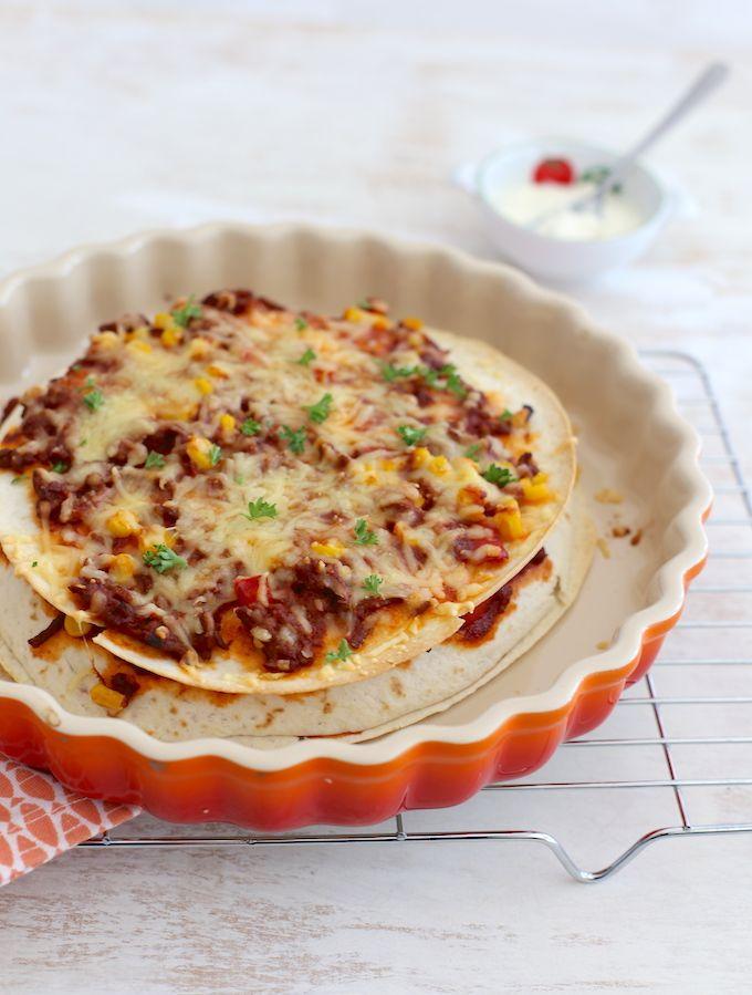 Taco pie/ Tacotaart