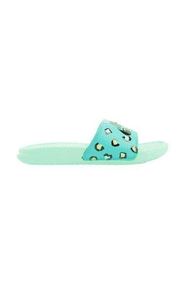 size 40 2d520 82c01 Nike Benassi JDI Print Slide Sandal (Women) available at  Nordstrom sz 9 -