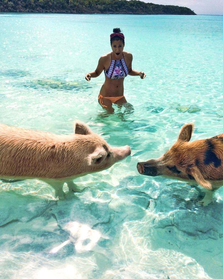 """Exuma, Bahamas @theworldandjuless - """"Everybody knows the main island of the…"""