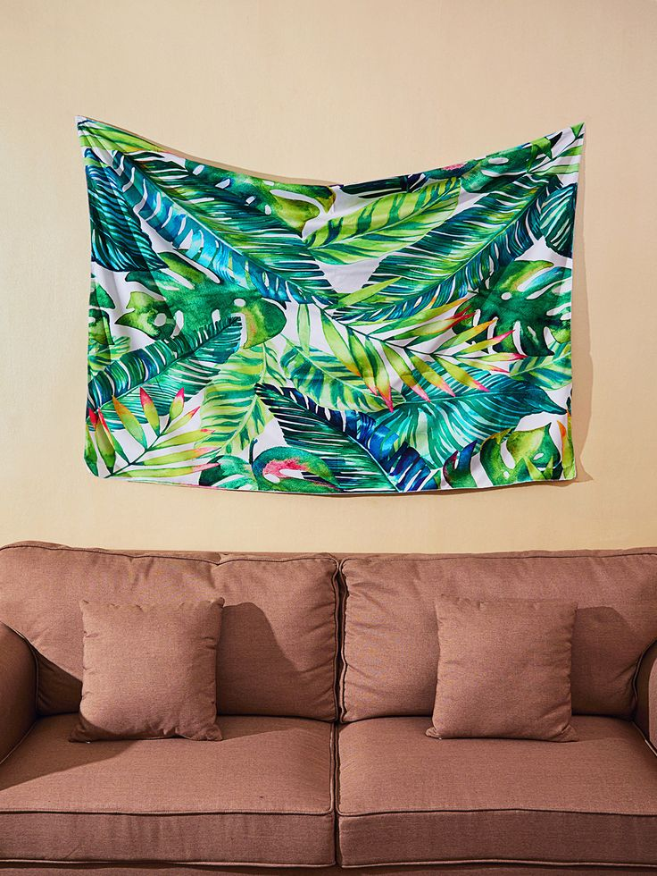 Shop Jungle Print Wall Tapestry online. SheIn offers Jungle Print Wall Tapestry & more to fit your fashionable needs.