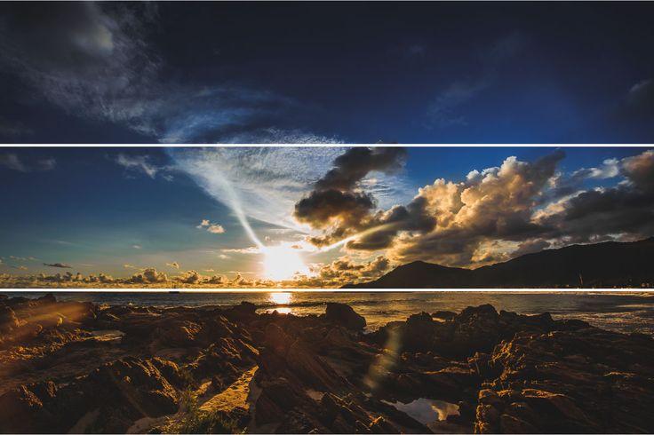 Regra dos Terços na Fotografia Landscapes