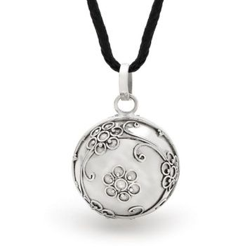 Harmony Ball - DAISY CHAIN - Bella Donna Sterling Silver