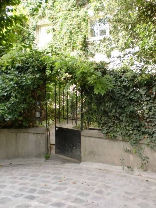 Batignolles Paris secret places Pinterest Secret places