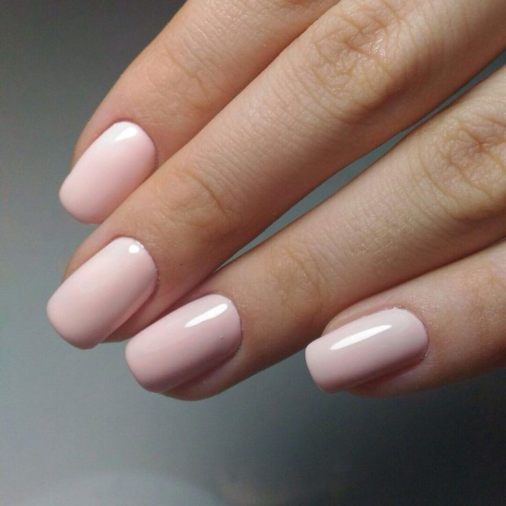 Liebe diese Farbe rosa – Nails Gelnägel