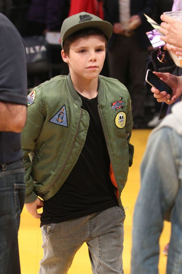 Simon Cowell wants to sign aspiring singer Cruz Beckham to his record label