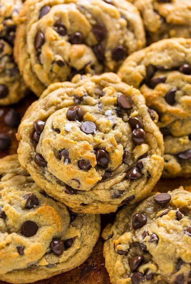 The Best Vegan Chocolate Chip Cookies In The World Recipe Vegan Chocolate Chip Cookies Vegan Cookies Vegan Chocolate Chip
