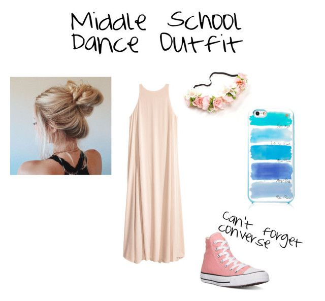 Middle School Dance By Abbiebroadway Liked On Polyvore