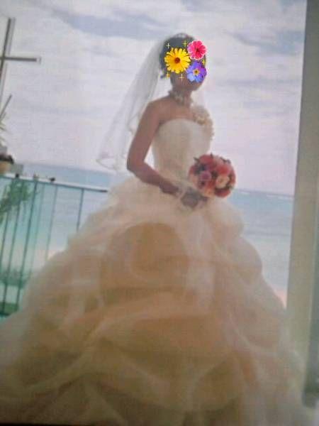 ウェディングドレス ワタベ ESS180 7号 結婚式 - ヤフオク!