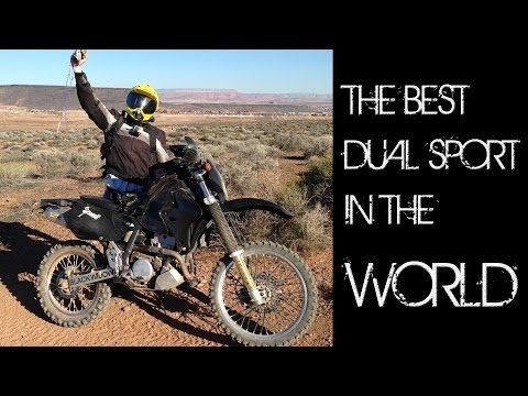 o#o Suzuki DRZ 400 Quick Review: Best Dual Sport Motorcycle in the World - YouTube