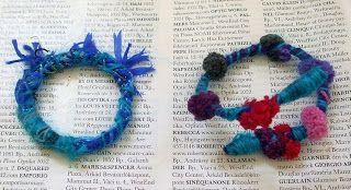 Cicatricks Designs ©: Nyári karkötők - Summer bracelets