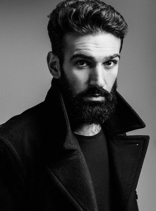 male model hair style amck models adam purnell beard model hair beard 7911 | 1a479841d6bb3385975c88af7973c3f1 beard model men beard