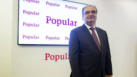Popular negocia recomprar la inmobiliaria Aliseda para incluirla en su 'banco malo'