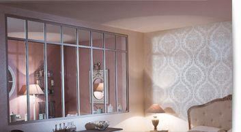 17 best ideas about verriere atelier artiste on pinterest faux murs murs de briques faux and. Black Bedroom Furniture Sets. Home Design Ideas