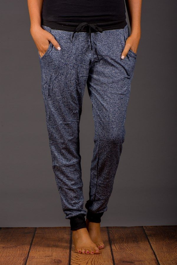 """Our edgiest sweats yet, slimmed down just right. Wear it scrunched or long. Must-have sweats from RubyClaire Boutique are perfect for nights by the bonfire, or mornings snuggled up with a cup of joe! You won't find a better pair of cuffed, knitted sweatpants! Featuring a drawstring at the waist and pockets on sides, nothing better!60% cotton, 40% polyester SIZING:Model is 5'9"""" and wearing the small/medium. Small/Medium: 0-5Medium/Large: 6-10COLORS: BurgundyNavyCharcoal"""