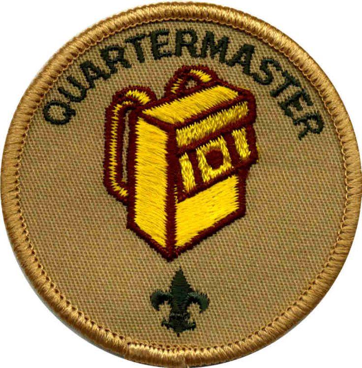Boy Scout Troop Custom Patches - classb.com