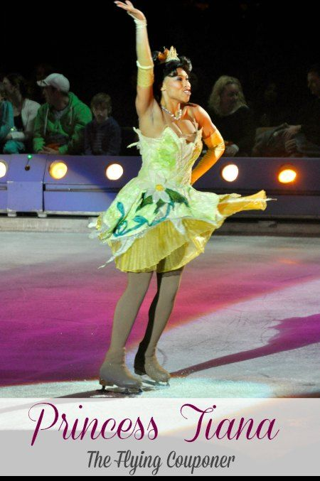 Have you been to a Disney On Ice show? It is magical! Disney Princess Tiana. Disney princesses. The Flying Couponer   Family. Lifestyle. Savings.