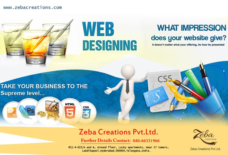 Take Your #Business to the #Supreme Level, By Using Our #Web #Designing Services. http://www.zebacreations.com