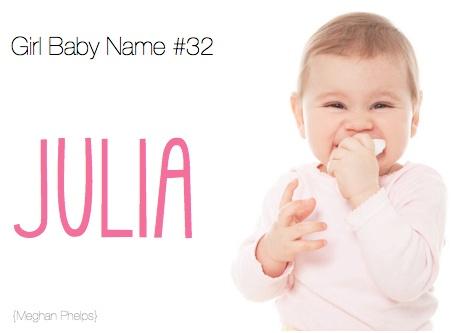 baby name: Julia | sweets children :* | Pinterest | Babies
