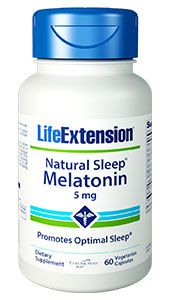 People who frequently suffer nocturnal panic attacks may find Natural Sleep® Melatonin 5 mg, extremely useful due to its sedative effects. The blend of melatonin, minerals and vitamins this supplement has, can be the end of your sleepless nights and the beginning of more energized awakenings.