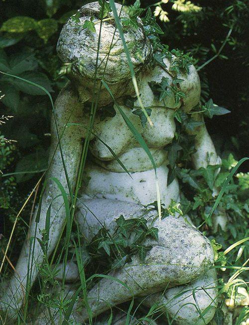 Best 25+ Garden Statues Ideas On Pinterest | Garden Sculptures, Concrete Garden  Statues And Hidden Garden