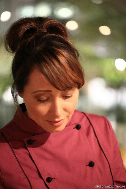 Chef Joanne Lusted Eat to the Beat 2012 by Tasting Toronto, via Flickr @J O Lusted