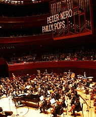 Kimmel Center: Peter Nero and the Philly Pops