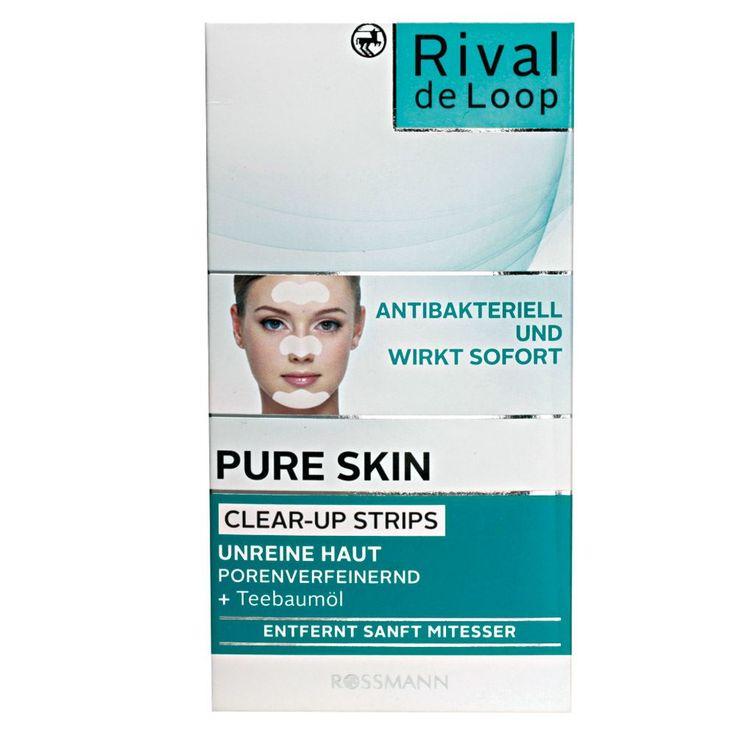 Rival de Loop Pure Skin Pórustisztító Tapasz