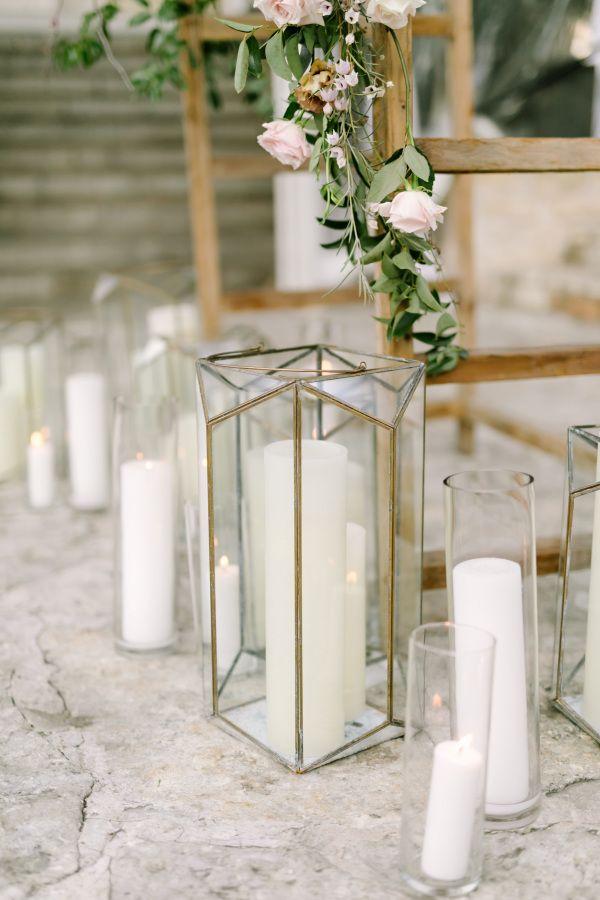 Romantic wedding decor: Photography: Julie Wilhite - http://juliewilhite.com/