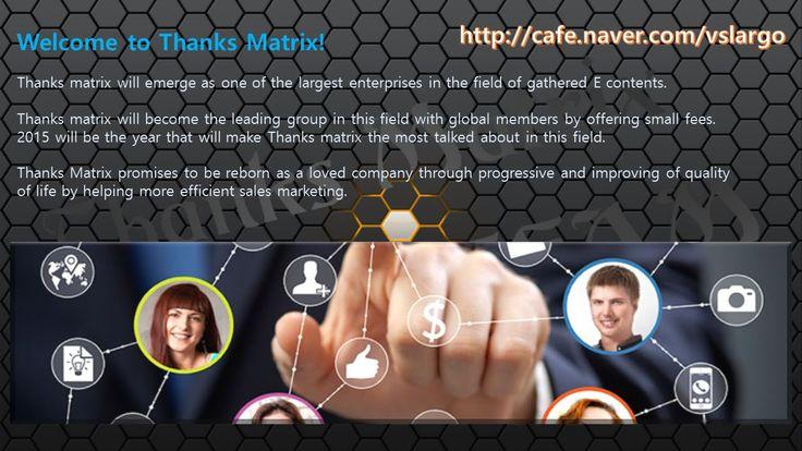 Thanks Matrix  Genealogy - largo (HD)