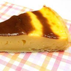 Cremiger Flan-Kuchen! Eine echte Konkurrenz zu Käsekuchen!