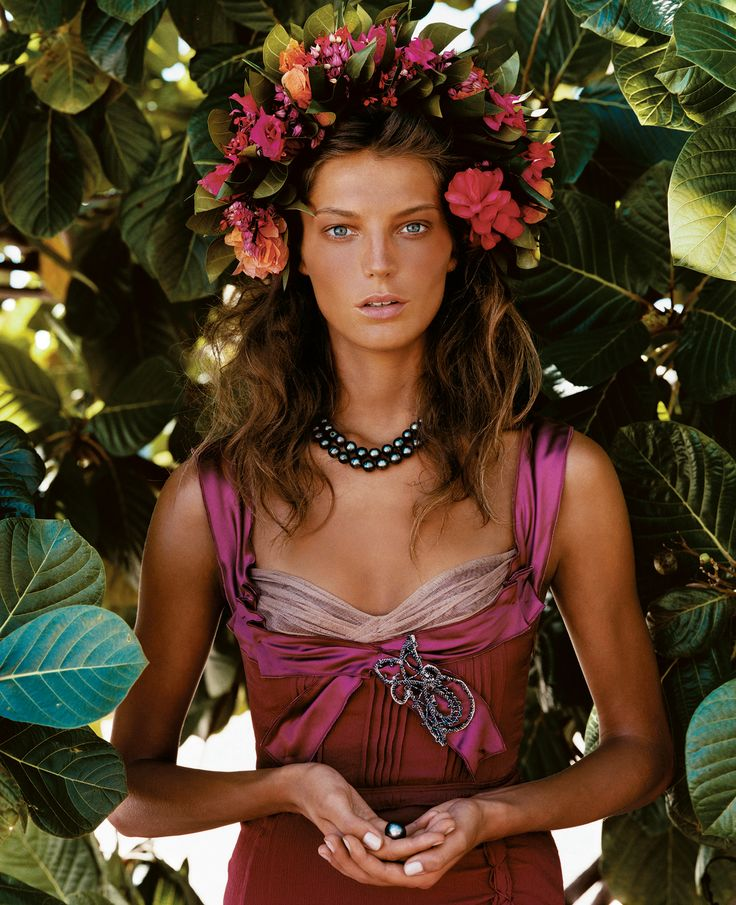 In one part of the world, the flower crown means far more than festival season.