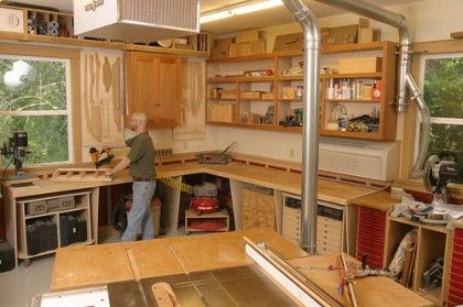 The Smart Shop Woodworker and author Matthew Teague walks you through building and designing a...