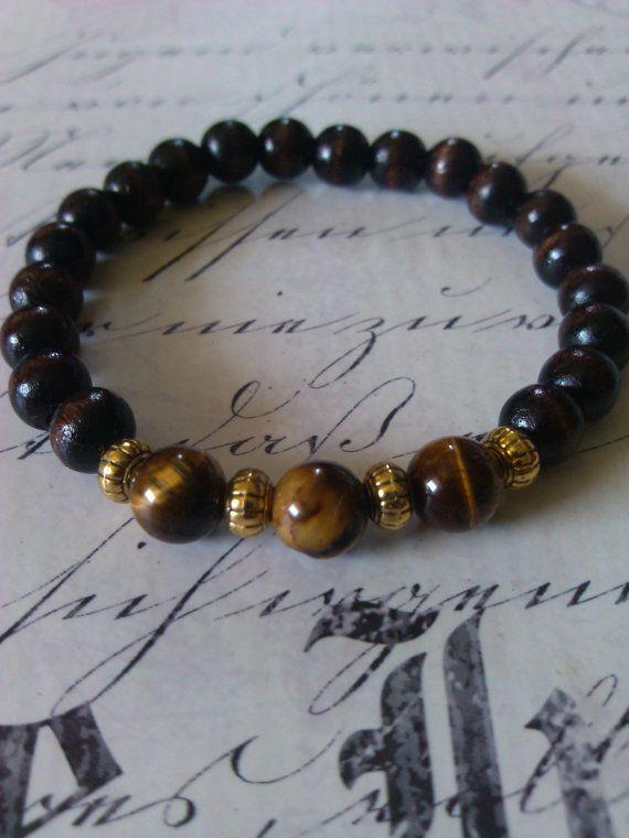 For Him Bracelet KikiJabri Jewels Men's Collection by KiKiJabriJewels, $15.00