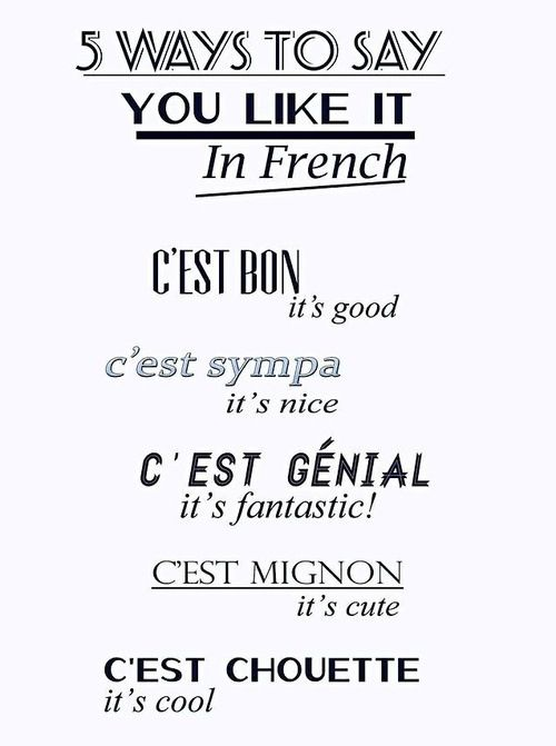 Quotes French Pretty. QuotesGram