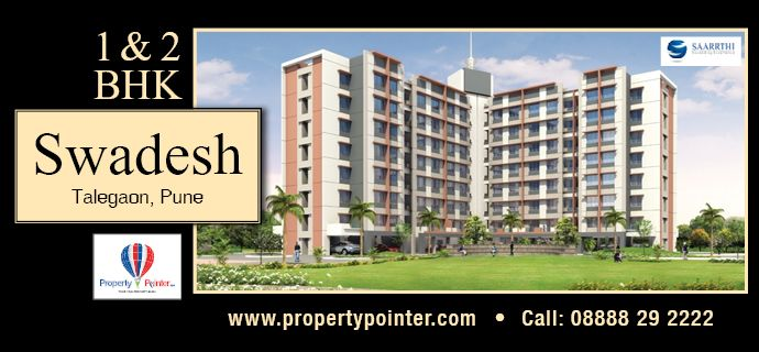 SwadeshTalegaonPunemakes your dream come true to buying completely innovative and pocket friendly homes -http://goo.gl/16edXQ