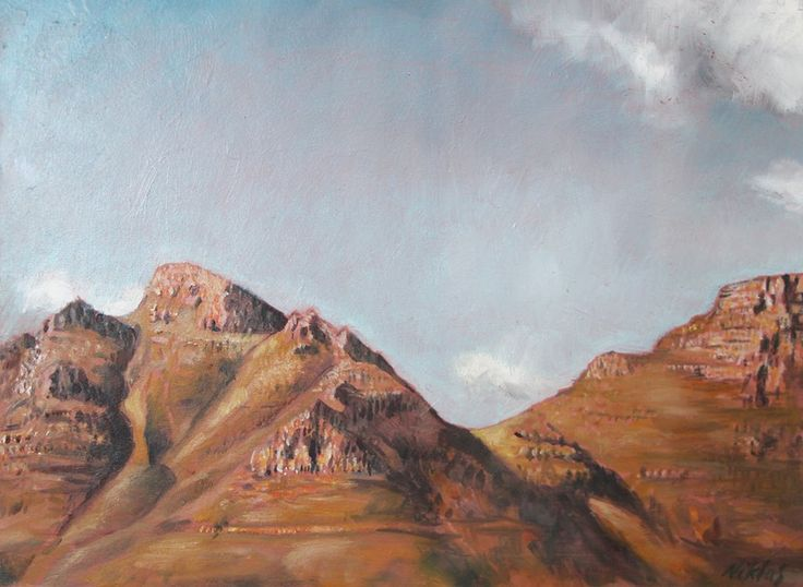 """""""An Other Mountain Series"""" - #19 