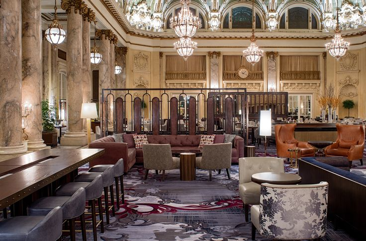 Hotel Design Inspiration / luxury hotels, best hotels, hotel design #luxuryhotels #besthotels #hospitalitydesign  For more inspiration, visit: http://brabbucontract.com/projects