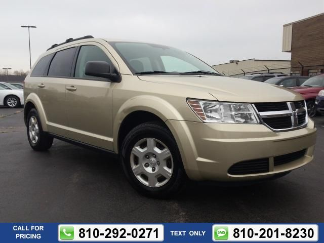 2010 Dodge Journey SE 94k miles Call for Price 94132 miles 810-292-0271 Transmission: Automatic  #Dodge #Journey #used #cars #BlueWaterChrysler #FortGratiot #MI #tapcars