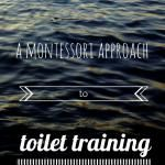 A Montessori approach to toilet training