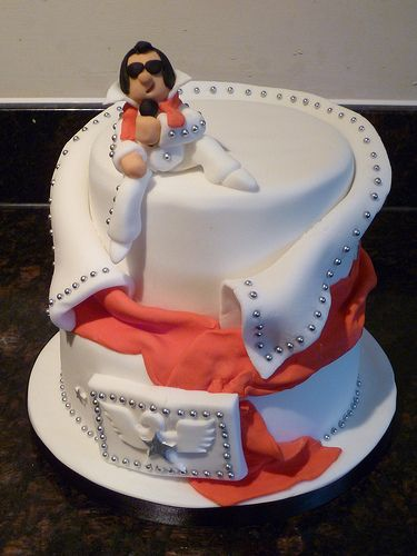 Elvis Cake | Flickr - Photo Sharing!
