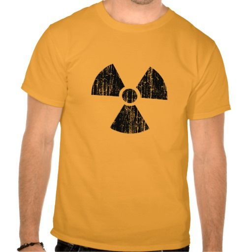 Vintage Radioactive Shirt