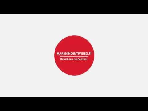 Etusivu - Markkinointivideo