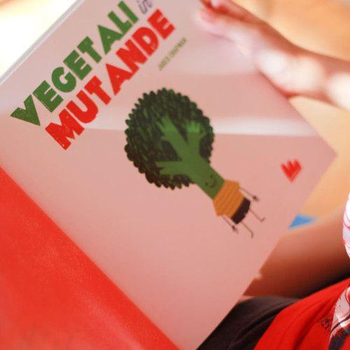 Libri per bambini: Vegetali in mutande