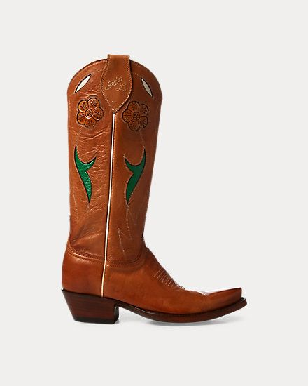 Selene Leather Cowboy Boot In 2020 Boots Leather Cowboy Boots Vintage Cowboy Boots