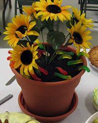 Dirt Pudding Recipe in a Flower Pot | Hosting | Pinterest