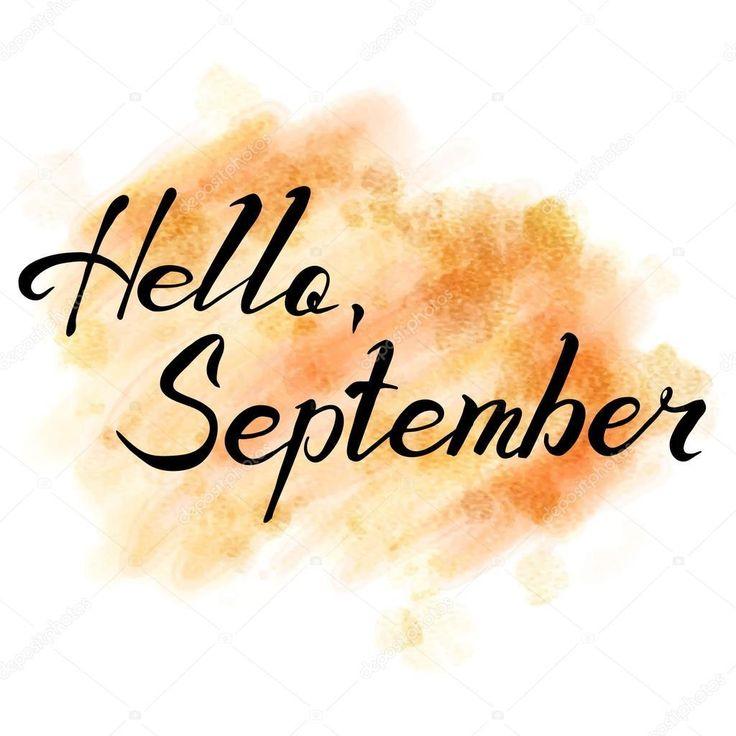 Hello September: Ana Rosa