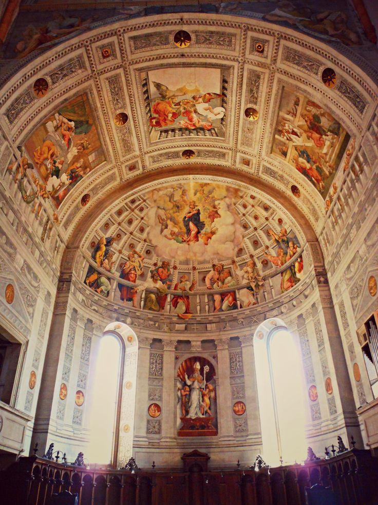 Duomo di Verona, interno