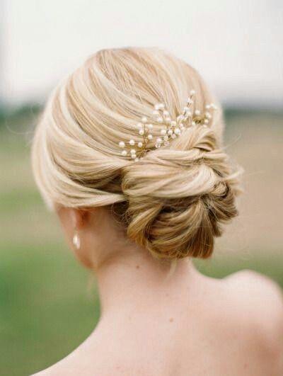 wedding hair style. #weddinghairstyle