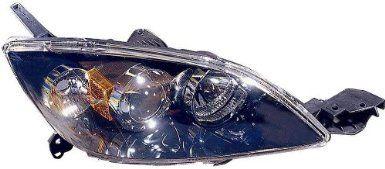 2004-2009 Mazda 3 Hatchback (Non-Turbo) Passenger Side Halogen Headlight: HEADLIGHT MAZDA 3 HB 04-09 HL UNIT… #CarHeadlights #AutoHeadlights